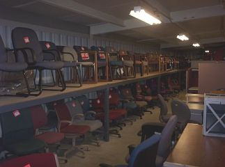 LARGE VARIETY of Used Office Chairs
