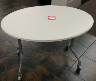 Handy Rolling Utility Tables - Used
