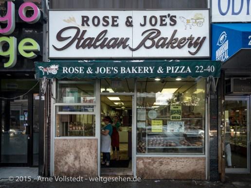 NYC - meine Bäckerei