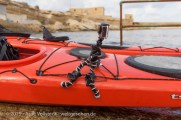 Kanufahrt mit GoPro