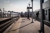 Station auf der 7