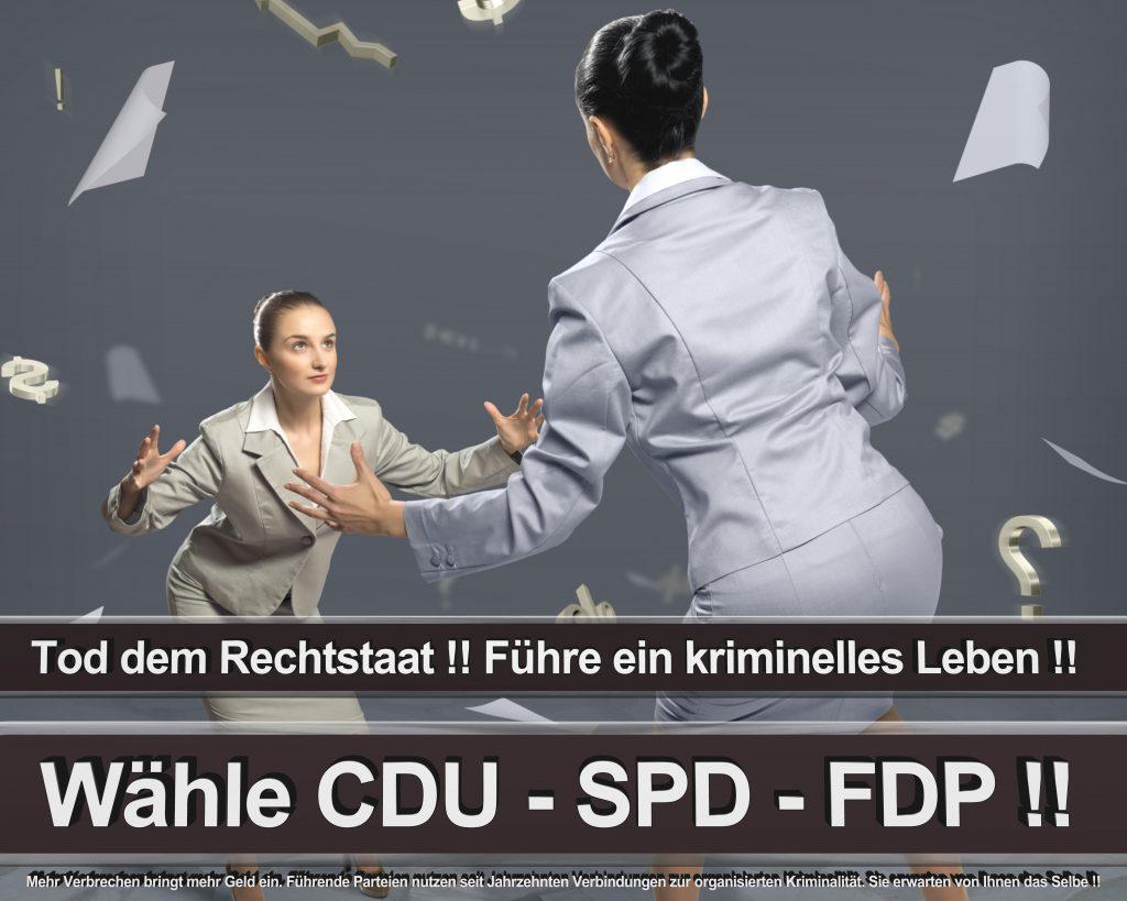 Bundestagswahl 2017 Wahlplakate CDU SPD Angela Merkel Frauke Petry AfD (45)