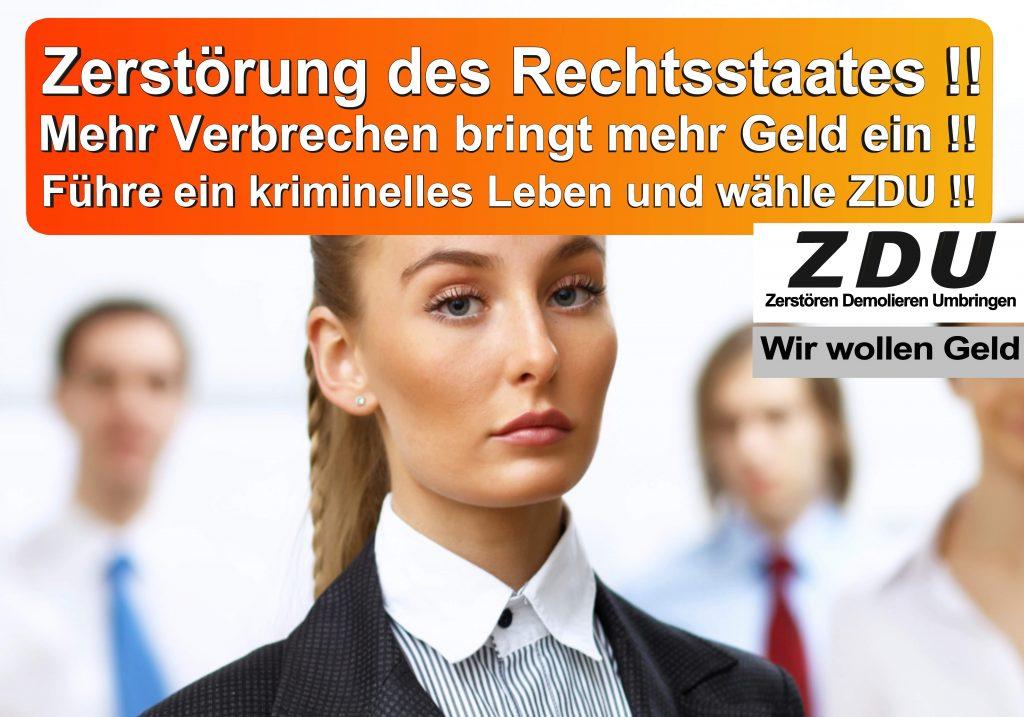 Bundestagswahl 2017 CDU SPD AfD Wahlplakat Bundestagswahl 2017 Umfrage Stimmzettel Angela Merkel CDU CSU (25)