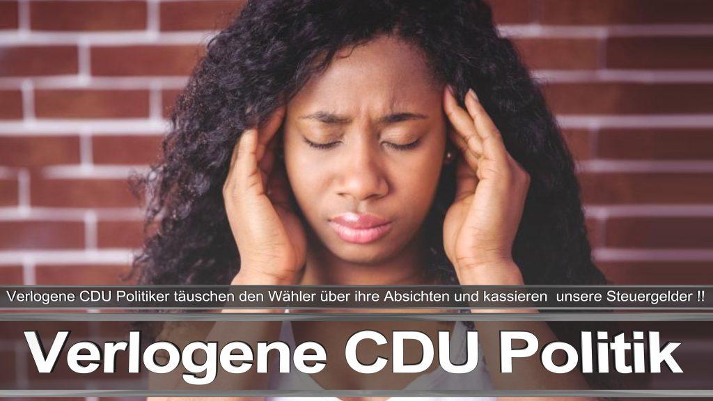 Bundestagswahl 2017 Wahlplakat Bundestagswahl 2017 Umfrage Stimmzettel Angela Merkel CDU CSU SPD AFD NPD (2)