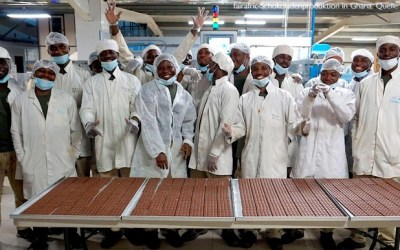fairafric: Schokolade made in Ghana