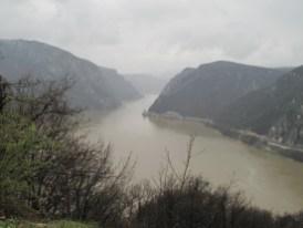 schluchtige Donau