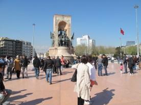 Taksimplatz