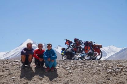 Koy-tezek-Pass 4272 Meter