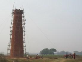 Turm zu Babel? - Ziegelbrennerei