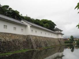 Auch Castles gibt es hier in Japan