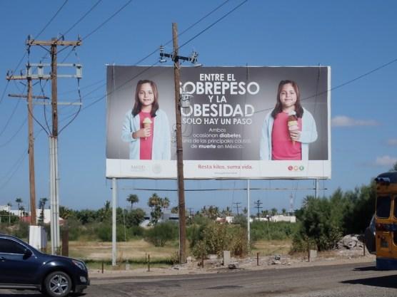 Mexiko hat ein Übergewichtsproblem