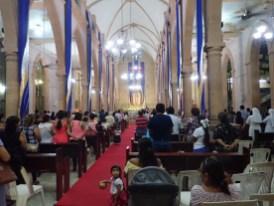 volle Kirchen