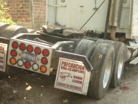 Man beachte mal die Reifen!