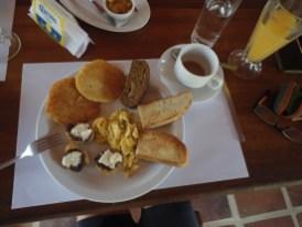 Regionales Frühstück