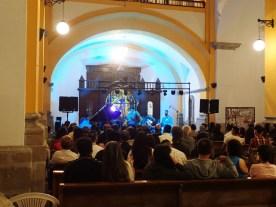 Free Jazz in der Kirche, for free