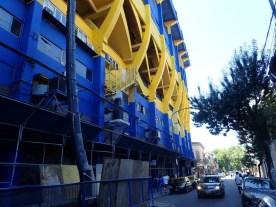 "Boca-Stadion:""Bombonera"""