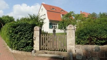 Haus der Großeltern