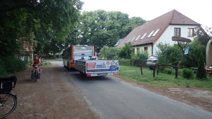 so geht´s: Fahrradtransport mit Bus