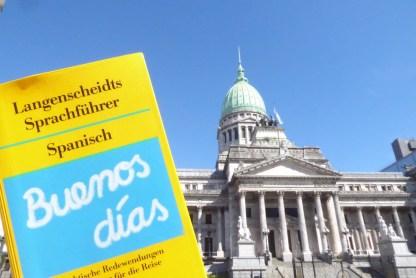 Argentinien-BuenosAires-BuenosDias-Kongress