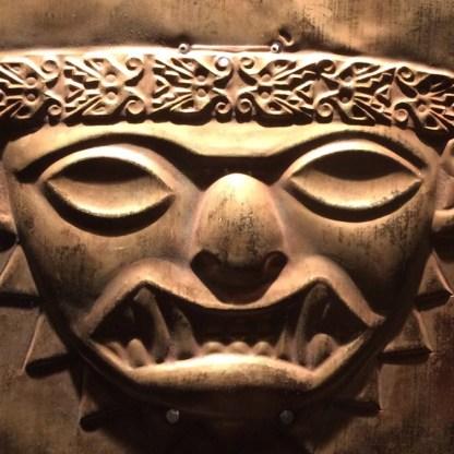 Peru-Lima-MuseumLarco-Goldmaske