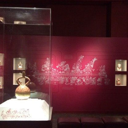 Peru-Lima-MuseumLarco-Ausstellungsraum