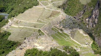 Peru-MachuPicchu-WaynaPicchu-Blick