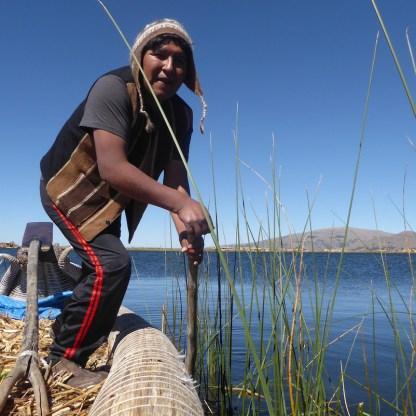 Peru-Titicacasee-Julio-Schilf