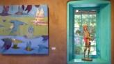 USA-SantaFe-tuerkis-Galerie-Fenster