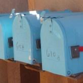 USA-SantaFe-tuerkis-Postksten
