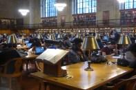 USA-NewYork-Library-ReadingHall