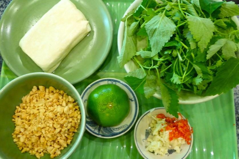 19 Monate auf Weltreise: Zutaten für ein leckeres vietnamesisches Gericht