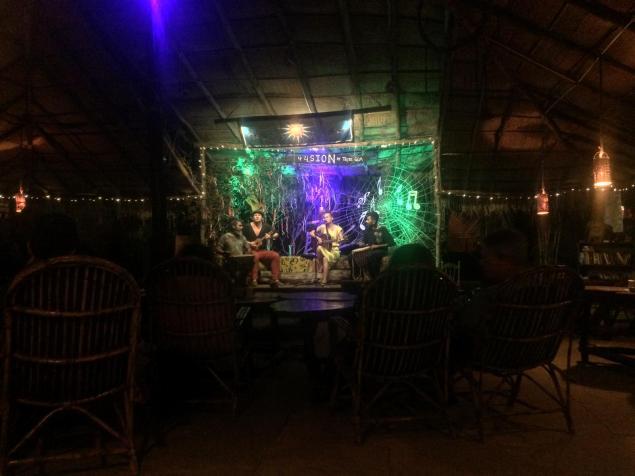 Fusion Bar mit live Musik