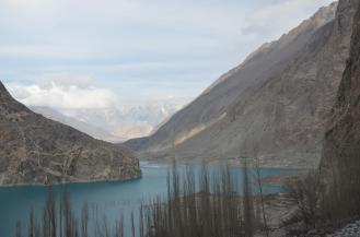 Der Attaabad See