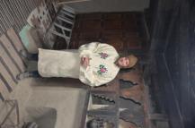 Lukas in einer Klassischen Robe