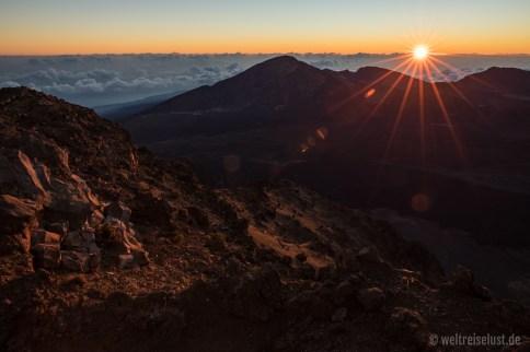 Haleakala - Sonnenaufgang 001