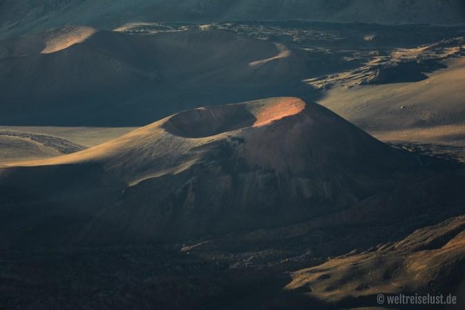 Haleakala - Krater 001