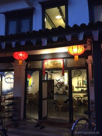 Unser Guesthouse in Chinatown: Layang Layang
