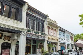 UNESCO Welterbe: Die Chinesichen Häuser von Georgetown