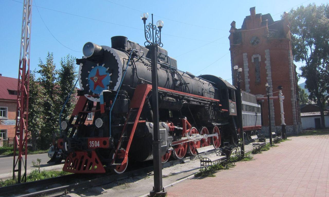 Die alte Bajkalbahn – Krugobajkalka