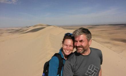 Video aus der Mongolei – Wüste Gobi