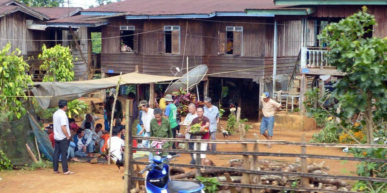 Der Süden Laos – Pakse – The Loop Nr. 1