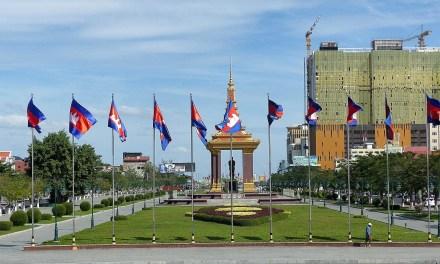 Kambodscha – Phnom Penh auf dem Fahrrad – Wir haben uns getraut :-)