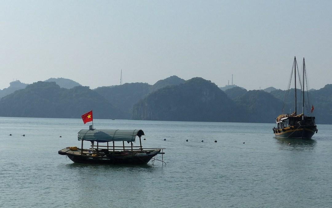 Video aus der Halong Bucht – Vietnam