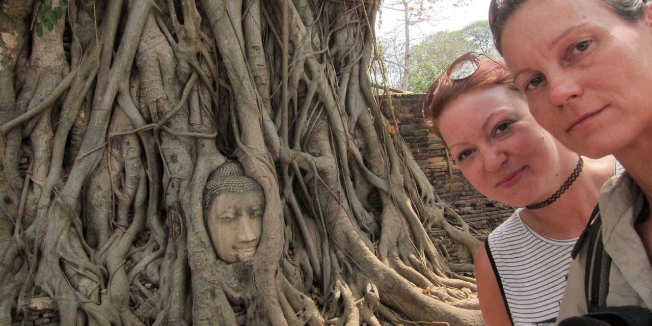 Video aus Thailand – Ayutthaya