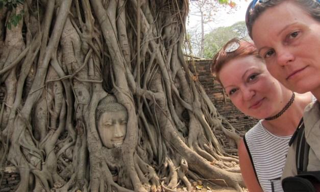 Video aus Thailand – Ayutthaya