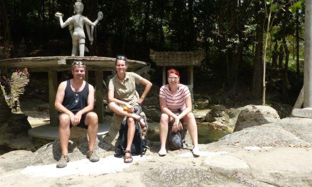 Thailand – Urlaub mit Stefi