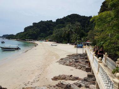 weltreise nocker malaysia Insel Kapas_03