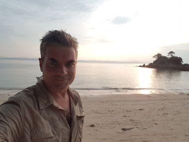 weltreise nocker malaysia Insel Kapas_12