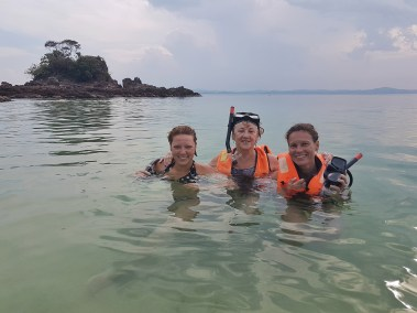 weltreise nocker malaysia Insel Kapas_15