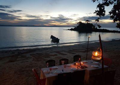 Malaysia – Insel Kapas